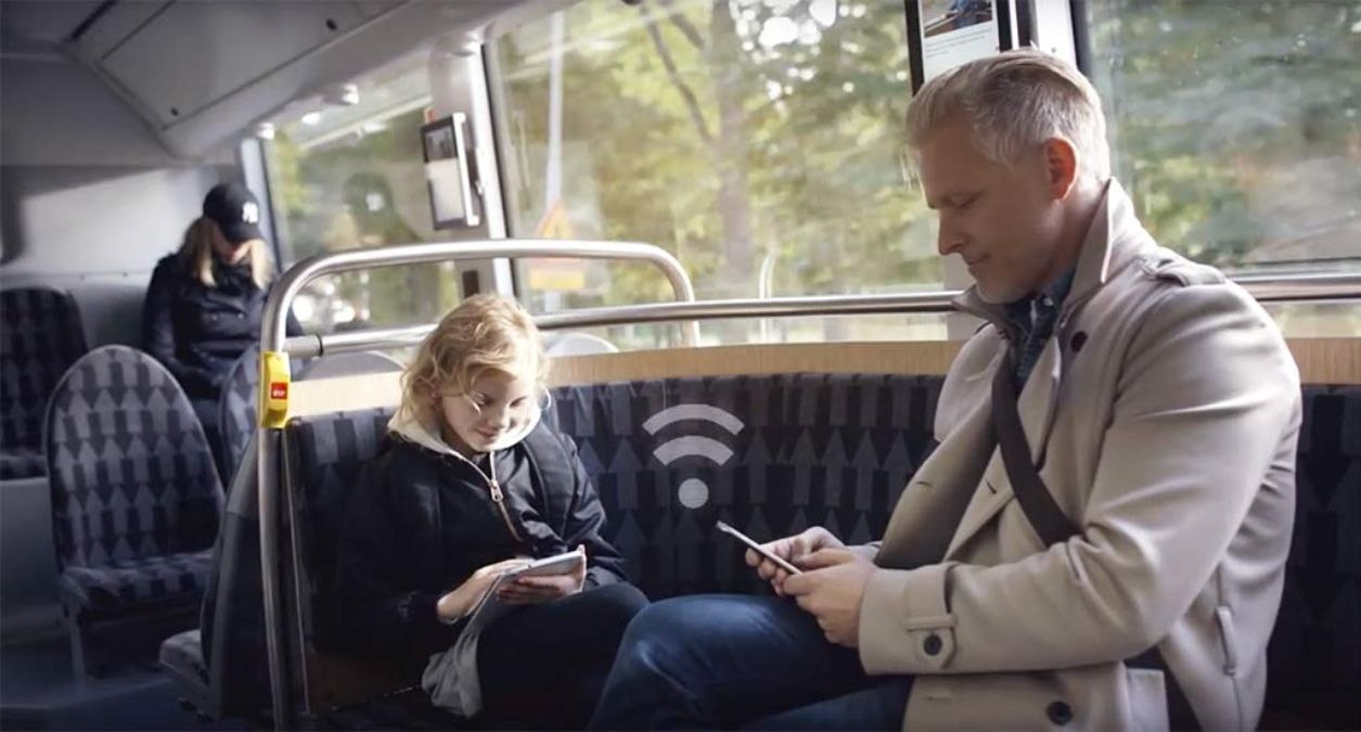 Internet Onboard – WiFi everywhere